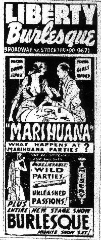 Reefer Madness Era Films - ABOUT FAKE MOVIE POSTERS